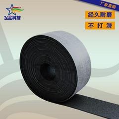 飞星SL-501 剑杆织机磨砂糙面包辊橡胶皮带