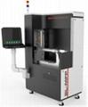 Easy operation 100W IPG motor gear shafts laser engraving machine manufacturer