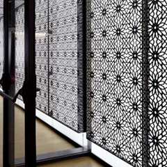 Decorative Panels & Screens Aluminium Laser Sheets
