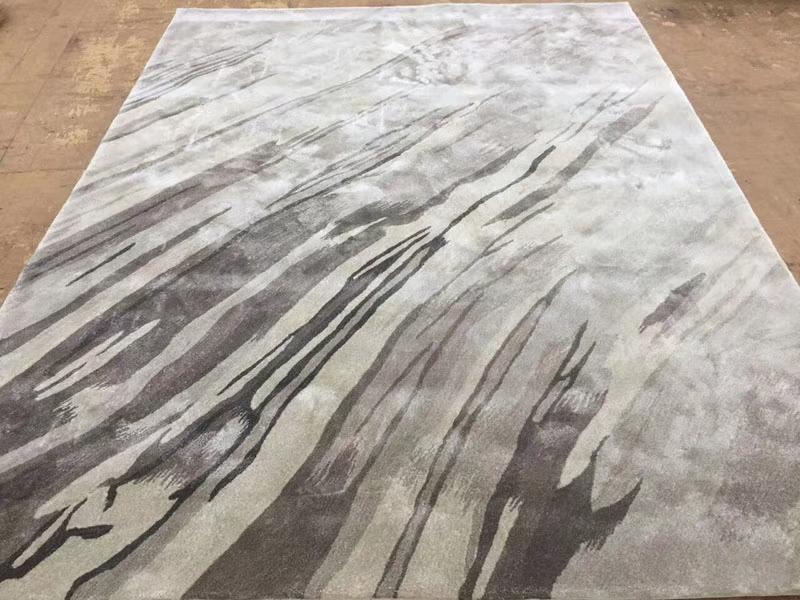 手工枪刺地毯 3