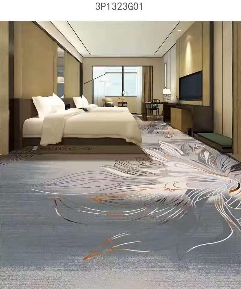 手工枪刺地毯 4