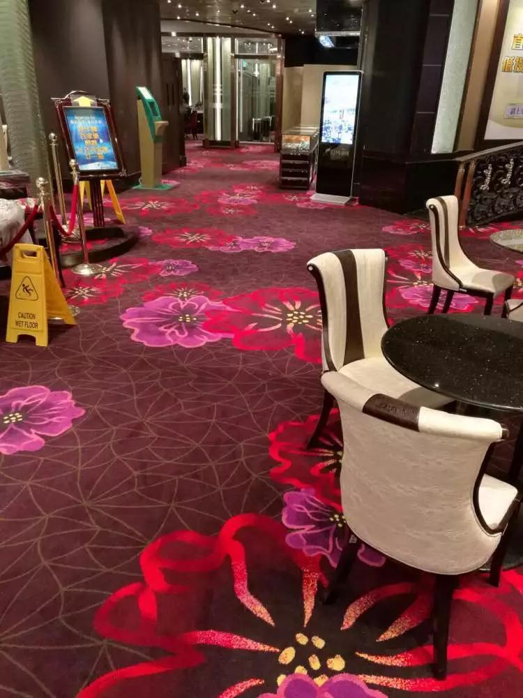 阿克明酒店地毯 4