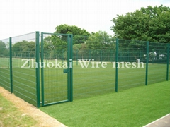 Hot Dipped Galvanized Wire Fence