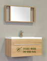 China furniture factory supply hanging bathroom accessory cabinet for interior