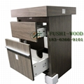 Modern Home Furniture PVC Kitchen Cabinet and Cabinet Doors