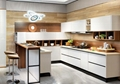 China Good Quality Wood modern Solid Wood Kitchen Cabinets