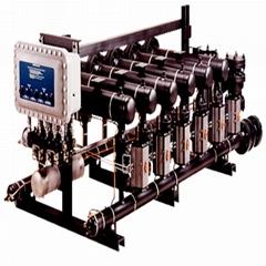 列管式反沖洗過濾器系統