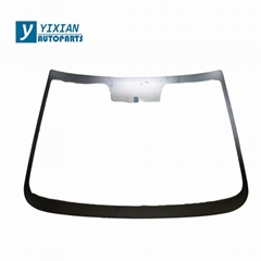 AUTO FRONT WINDSHIELD GLASS WITH ECE CERTIFICATE