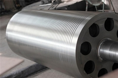 Industrial stainless steel centrifugal cast heat resistant sink rollers for CGL
