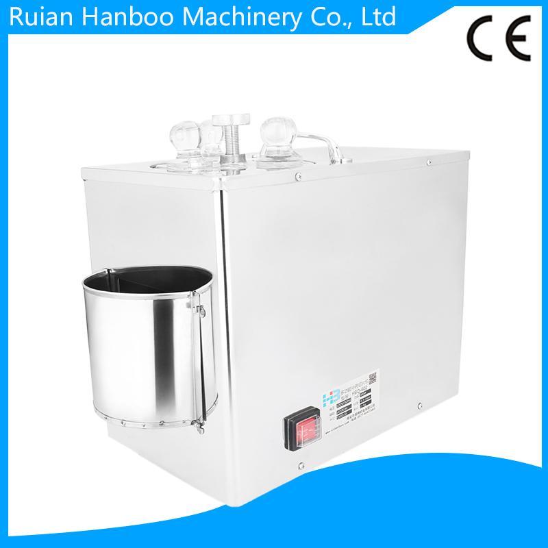 Automatic American Ginseng Malaysia Tongkat Ali root Slicing slice Machine 1