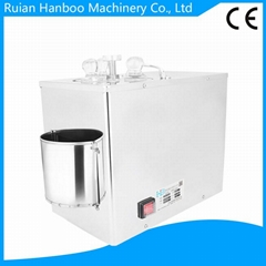 Automatic American Ginseng Malaysia Tongkat Ali root Slicing slice Machine