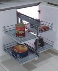 Full extension board magic corner Kitchen Cabinet Corner