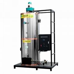 0.7MW加温燃气取暖锅炉