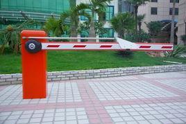門停車場道閘 1