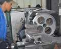 grinding media ball metal mold