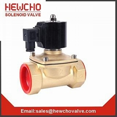 2W Water Electric Solenoid Valve Normally Closed