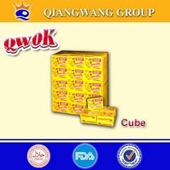 10g chicken flavour stock cube bouillon cube seasoning cube