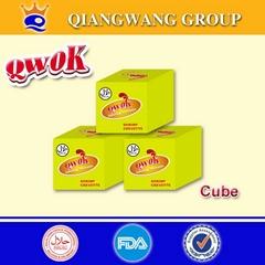 Qwok 4g shrimp flavour seasoning cube stock cube