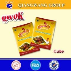 4g mix seasoning chicken flavour stock cube bouillon cube