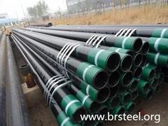 J55 oil casing in oil field