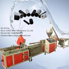 Automatic CTO Active Carbon Filter Cartridge Machine