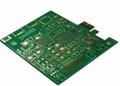 Blank single&multilayer kapton pcb printed circuit board  fabrication 3