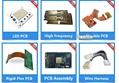 Blank single&multilayer kapton pcb printed circuit board  fabrication 5