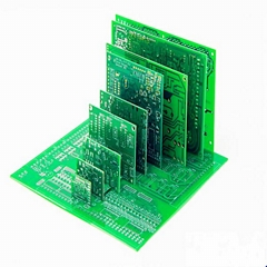 UPS Keyboard PCB Circuit Board with ENIG Surface Treatment service company