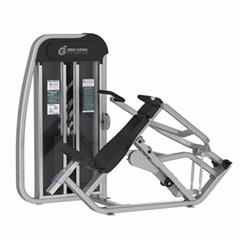 Shandong fitness equipment Commercial Fitness Equipment Shoulder Press for gym c