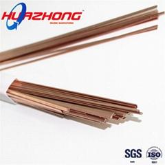 1.2*3.2MM Copper Phosphorus Flat Bar Welding Rods Welding Refrigeration