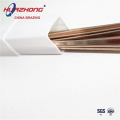 HZ-Ag6P 6% Silver Low Silver Copper Phosphorus Brazing Alloy Welding Filler Meta