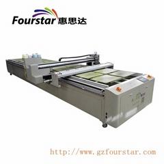 China T Shirt Printers Flatbed Model TS-1300 A Series