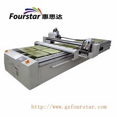 Digital T Shirt Printer Flatbed Model TS-1300 A Series