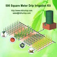 Agricultural Drip Irrigation System For Farm 500 SQM China factory manufa