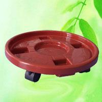 Colourful Plant Flower Pot Stand Hold Mover