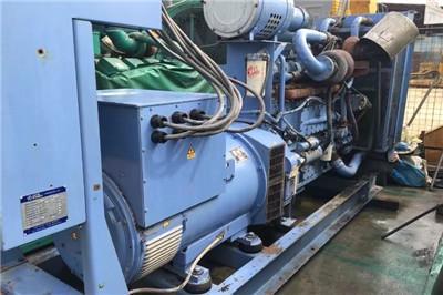 惠陽進口柴油發電機 1