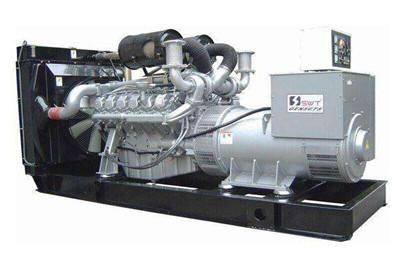 惠陽進口柴油發電機 2