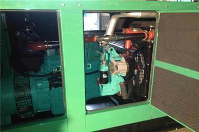 惠陽大型柴油發電機 2