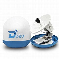 Ditel V61 63cm marine satellite antenna