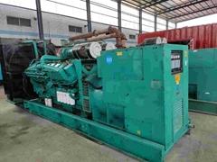 天河400KW发电机