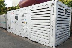 600KW发电机组
