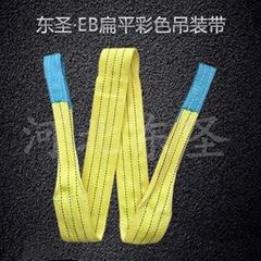 小小滌綸絲吊裝帶竟能將6000噸重物