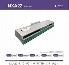 丝杆滑台模组NXA22