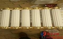 家用歐式風格羅馬柱暖氣片 壁挂式家居裝飾散熱器羅馬柱