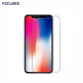 Focuses 9H 2.5D Clear Tempered Glass Screen Protector for iPhone X