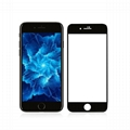 Focuses 9H 2.5D Full Coverage Silk Printing Tempered Glass Screen Protector for