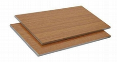 Wooden Pattern Aluminum Composite Panel