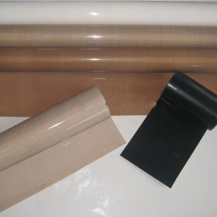 Heat resistant PTFE fiberglass conveyor belt 1