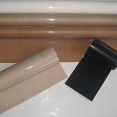 Heat resistant PTFE fiberglass conveyor belt