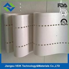 High temperature PTFE fiberglass cloth